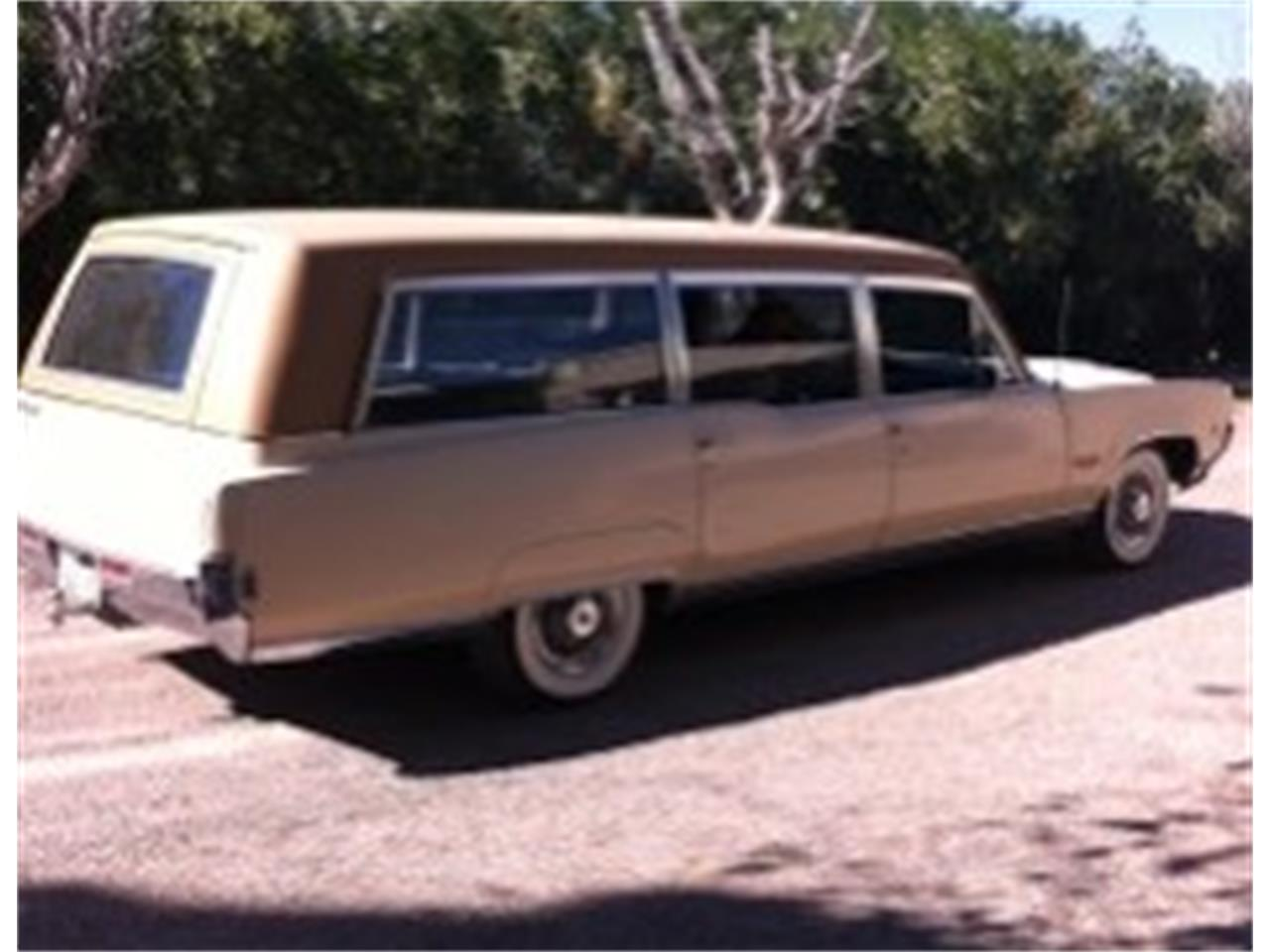 Large Picture of Classic '69 Oldsmobile Hearse Offered by a Private Seller - DCB7