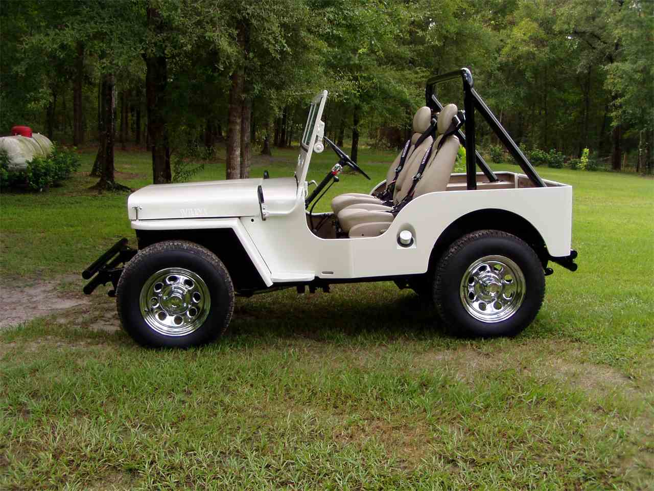 Large Picture of '47 CJ2A - DCNK