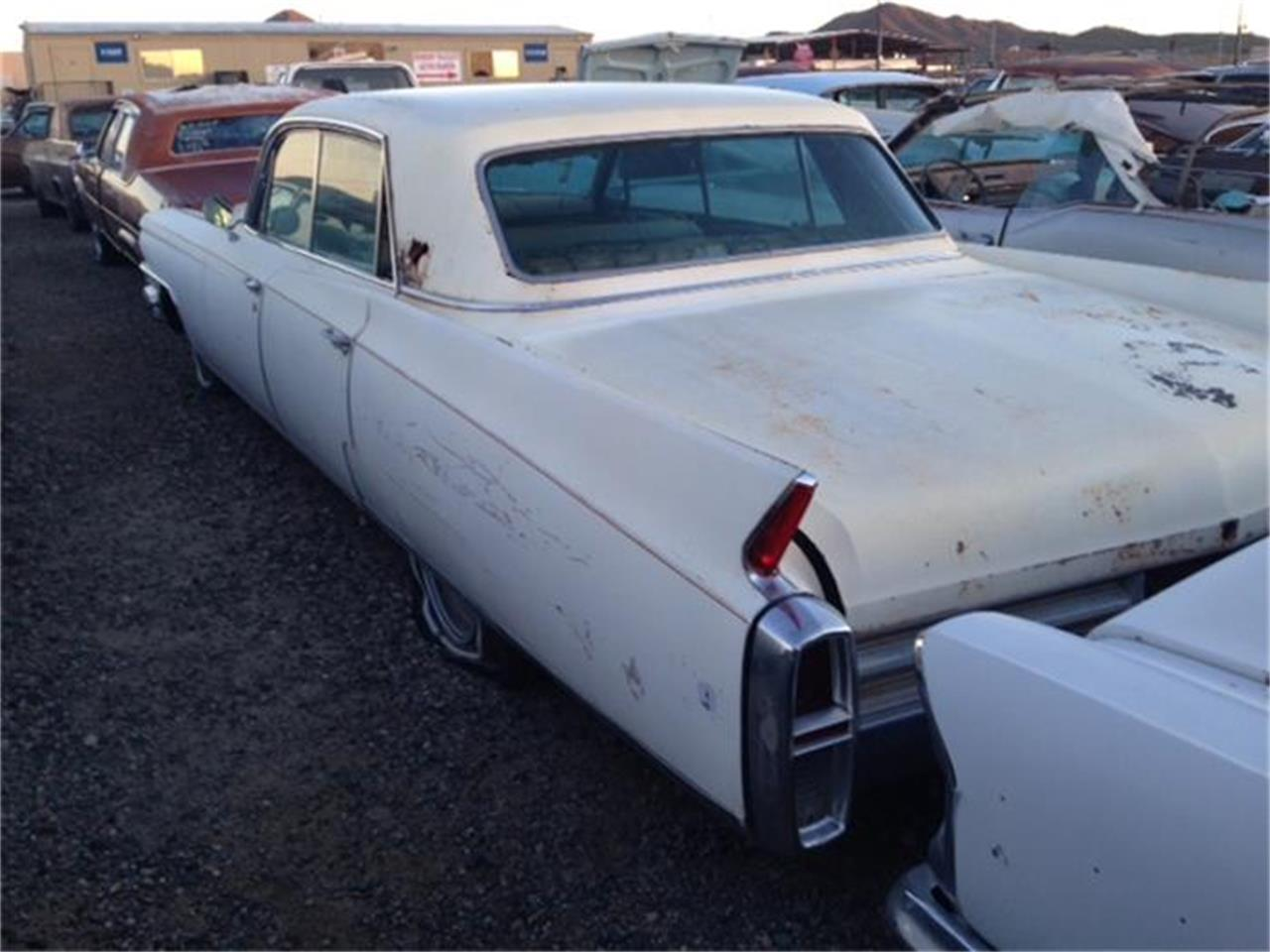 Large Picture of '63 Fleetwood - DDJI