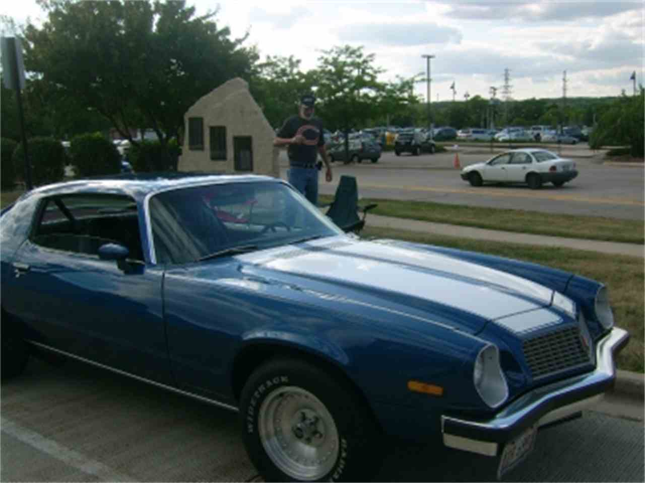 Large Picture of '74 Camaro - DDJP