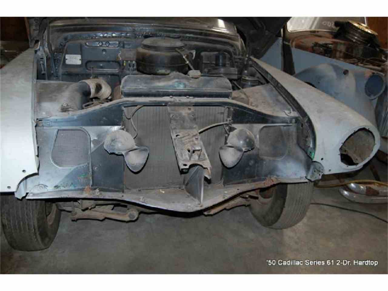 Large Picture of '50 Series 61 Hardtop Project - DDK3