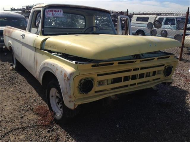 Picture of 1961 Ford 1/2 Ton Pickup located in Phoenix Arizona - DDWX