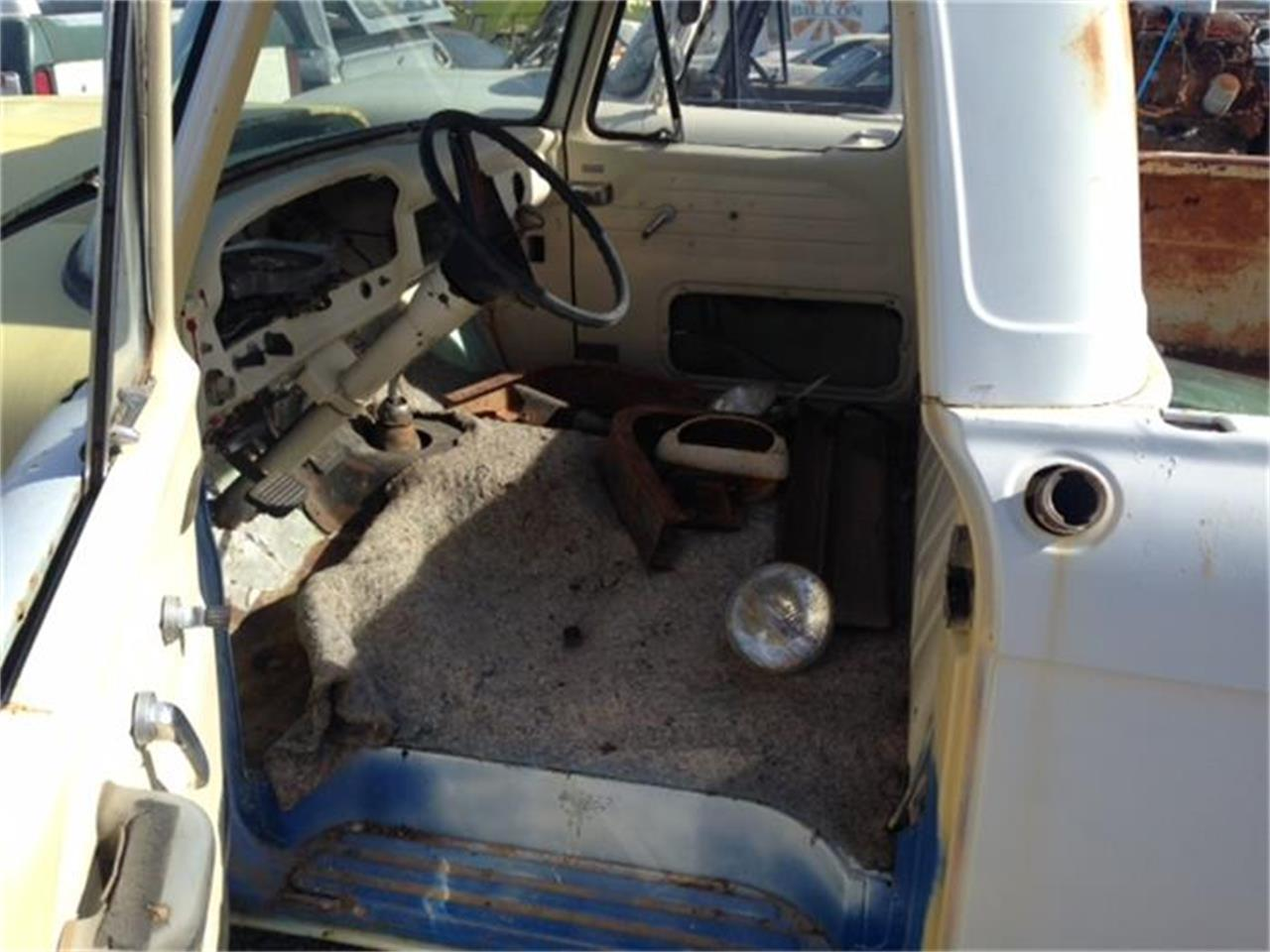 Large Picture of Classic '61 Ford 1/2 Ton Pickup located in Arizona - $1,950.00 Offered by Desert Valley Auto Parts - DDWX