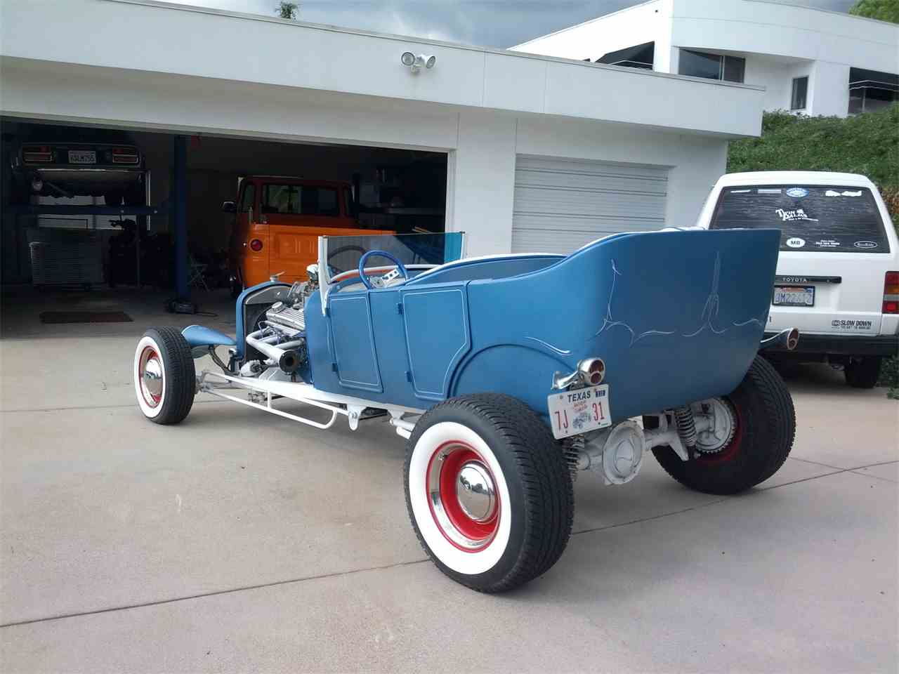 Large Picture of '27 Roadster - DATY
