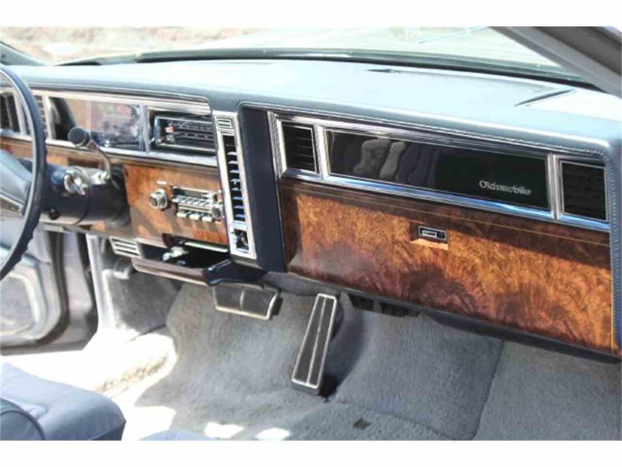 Large Picture of '81 Toronado - DFN7