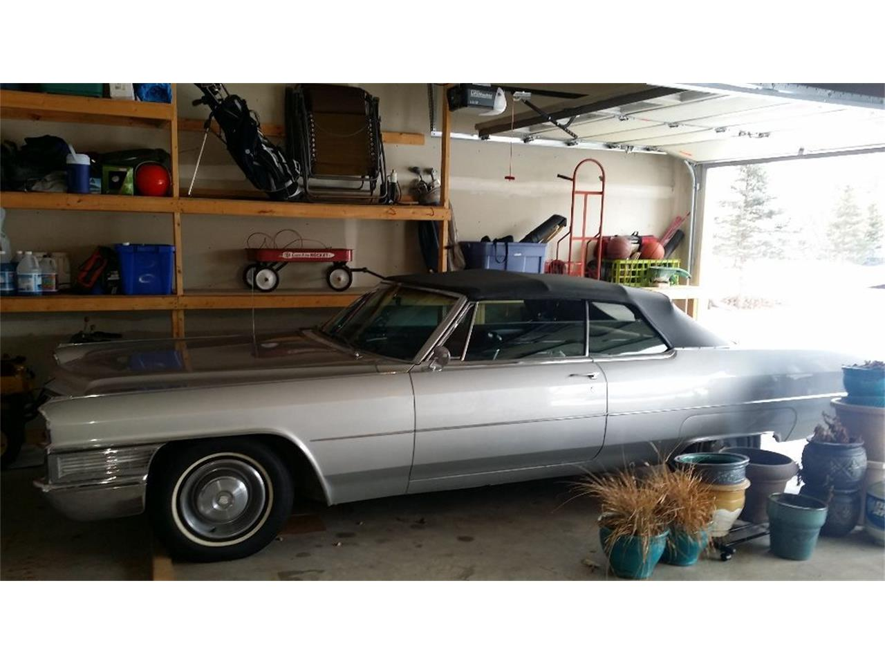 1965 Cadillac Deville For Sale Classiccars Com Cc 626816