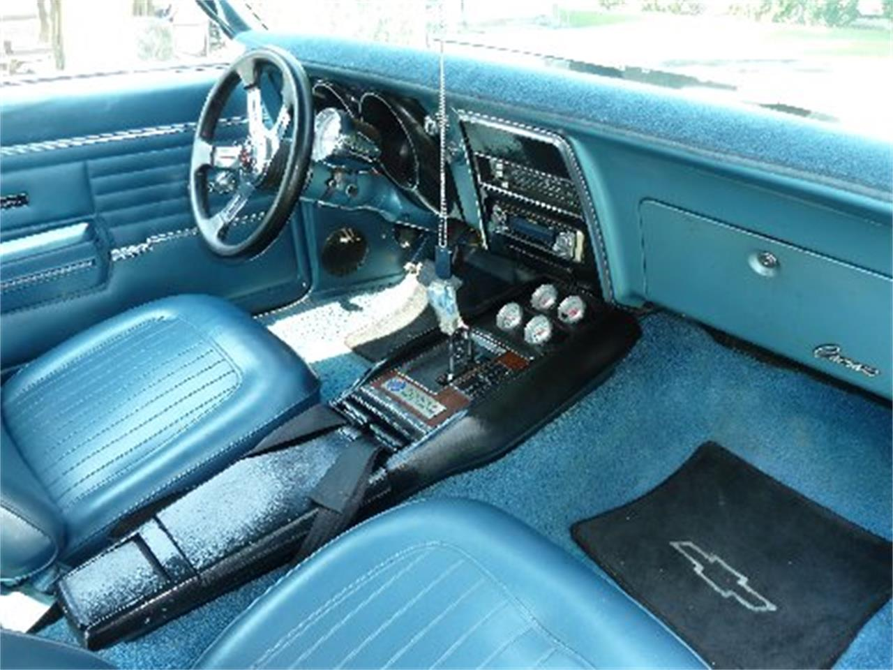 Large Picture of Classic 1968 Chevrolet Camaro located in Yakima Washington Offered by a Private Seller - DFYU