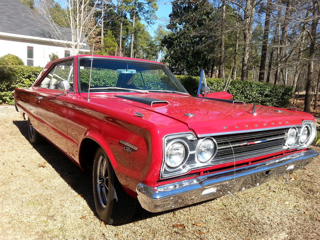 Large Picture of Classic '67 Plymouth Belvedere located in Camden South Carolina - $30,900.00 Offered by a Private Seller - DG6S