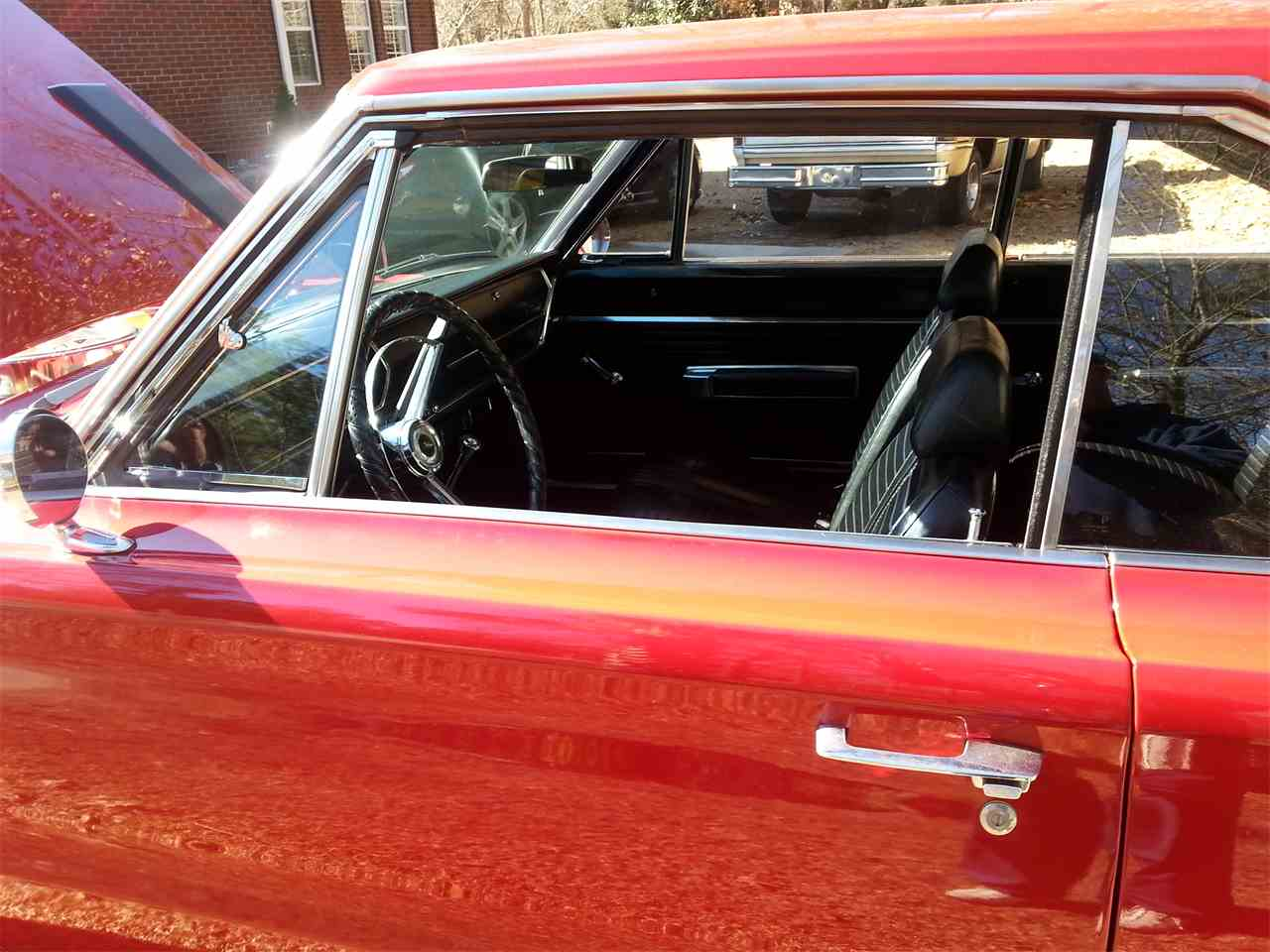 Large Picture of '67 Belvedere - DG6S