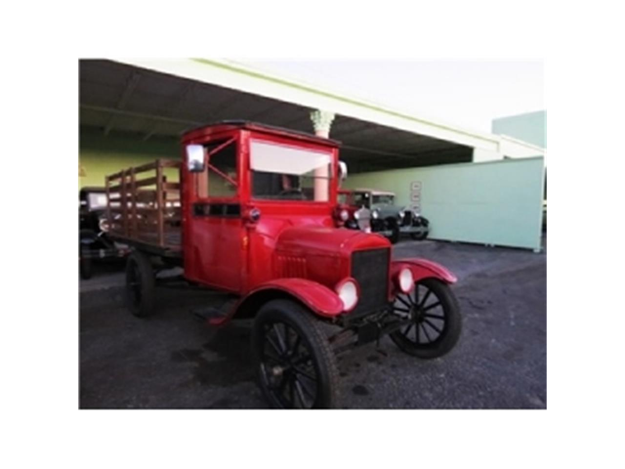 Large Picture of Classic '24 Model T - DGHM