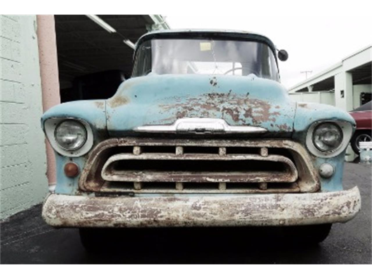 Large Picture of Classic '57 Pickup located in Miami Florida - $8,500.00 - DGHS