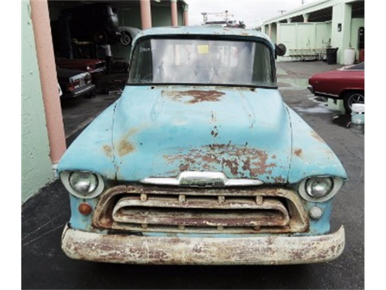 Large Picture of Classic 1957 Pickup located in Florida - $8,500.00 - DGHS