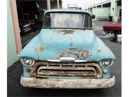 Picture of Classic '57 Chevrolet Pickup located in Miami Florida - $8,500.00 - DGHS