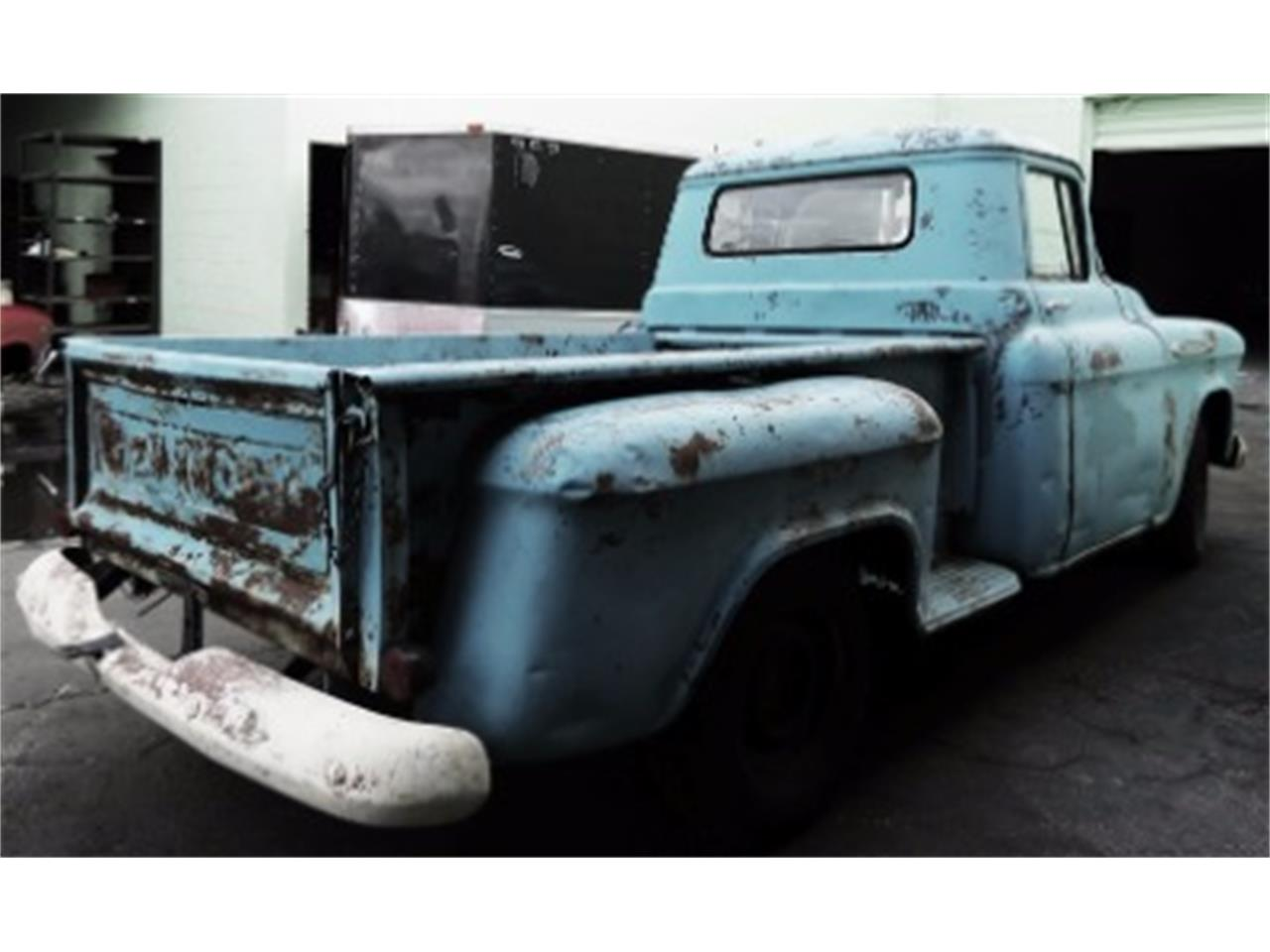 Large Picture of Classic 1957 Chevrolet Pickup located in Florida Offered by Sobe Classics - DGHS