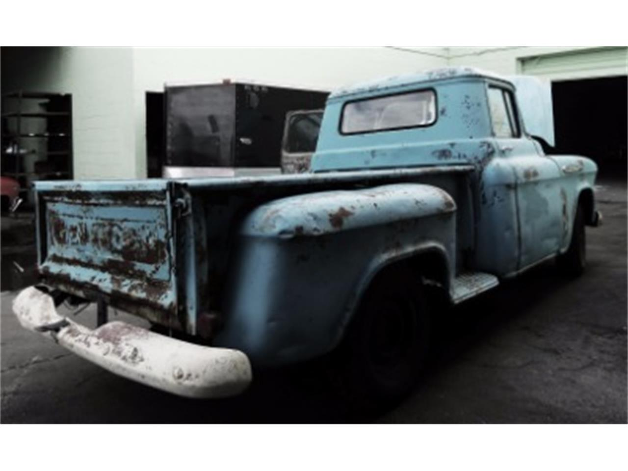 Large Picture of Classic 1957 Chevrolet Pickup - DGHS