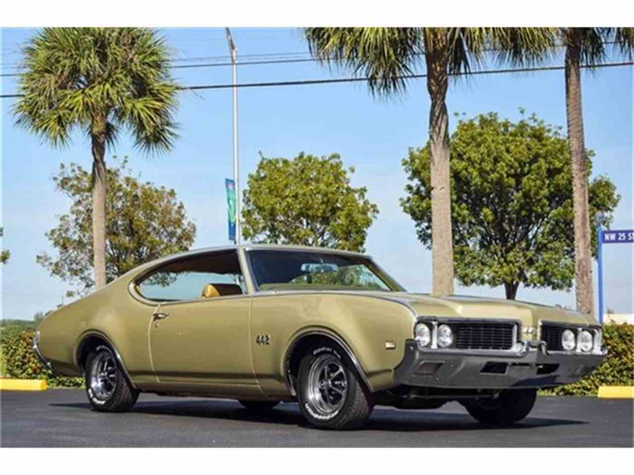 1969 Oldsmobile 442 for Sale | ClassicCars.com | CC-629292