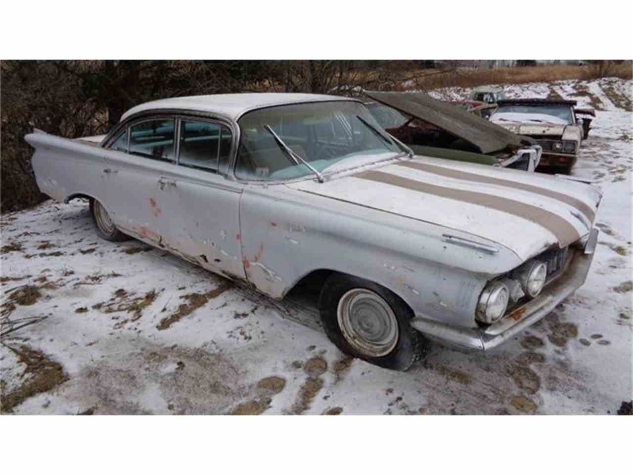 Large Picture of 1959 Oldsmobile Super 88 located in Woodstock Connecticut - DHR6