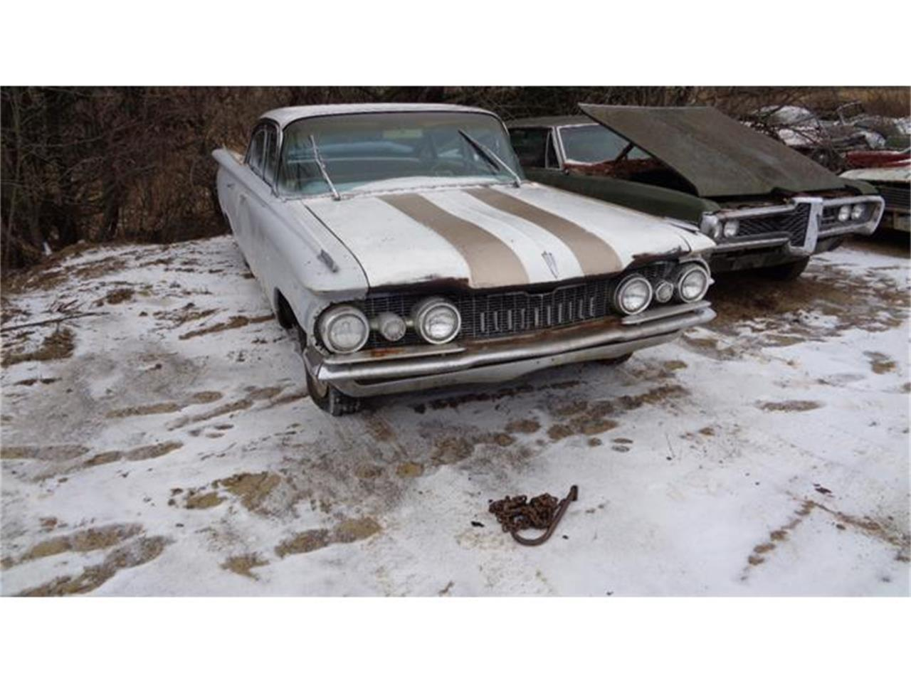 Large Picture of Classic '59 Oldsmobile Super 88 - $2,995.00 - DHR6