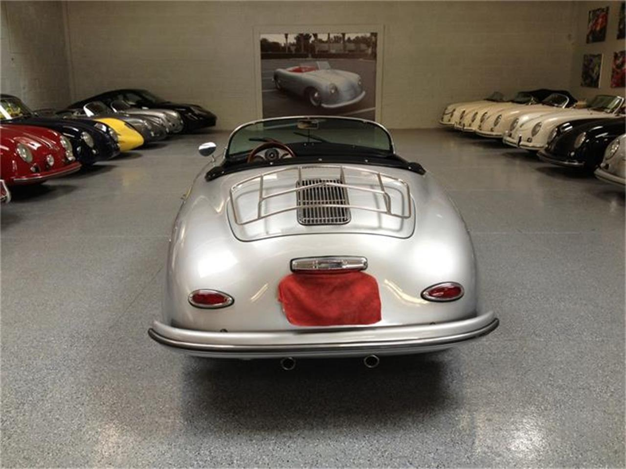 Large Picture of Classic '57 Porsche 356 Auction Vehicle - DHU5