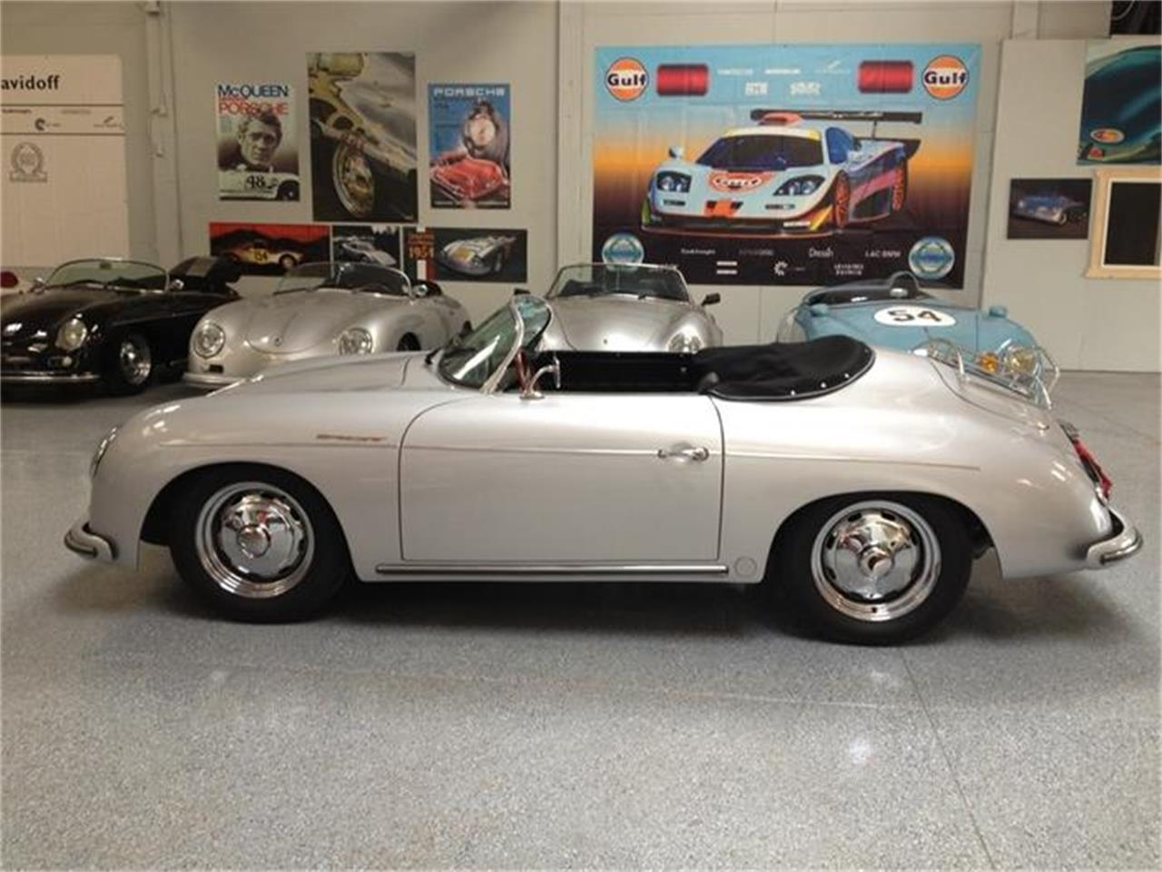 Large Picture of '57 Porsche 356 - DHU5