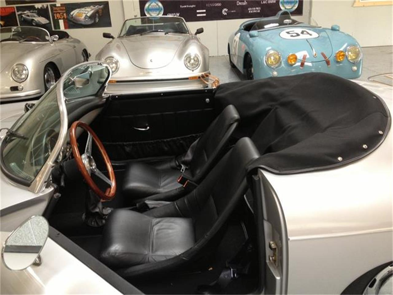 Large Picture of Classic 1957 Porsche 356 located in California Auction Vehicle Offered by Beverly Hills Motor Cars - DHU5