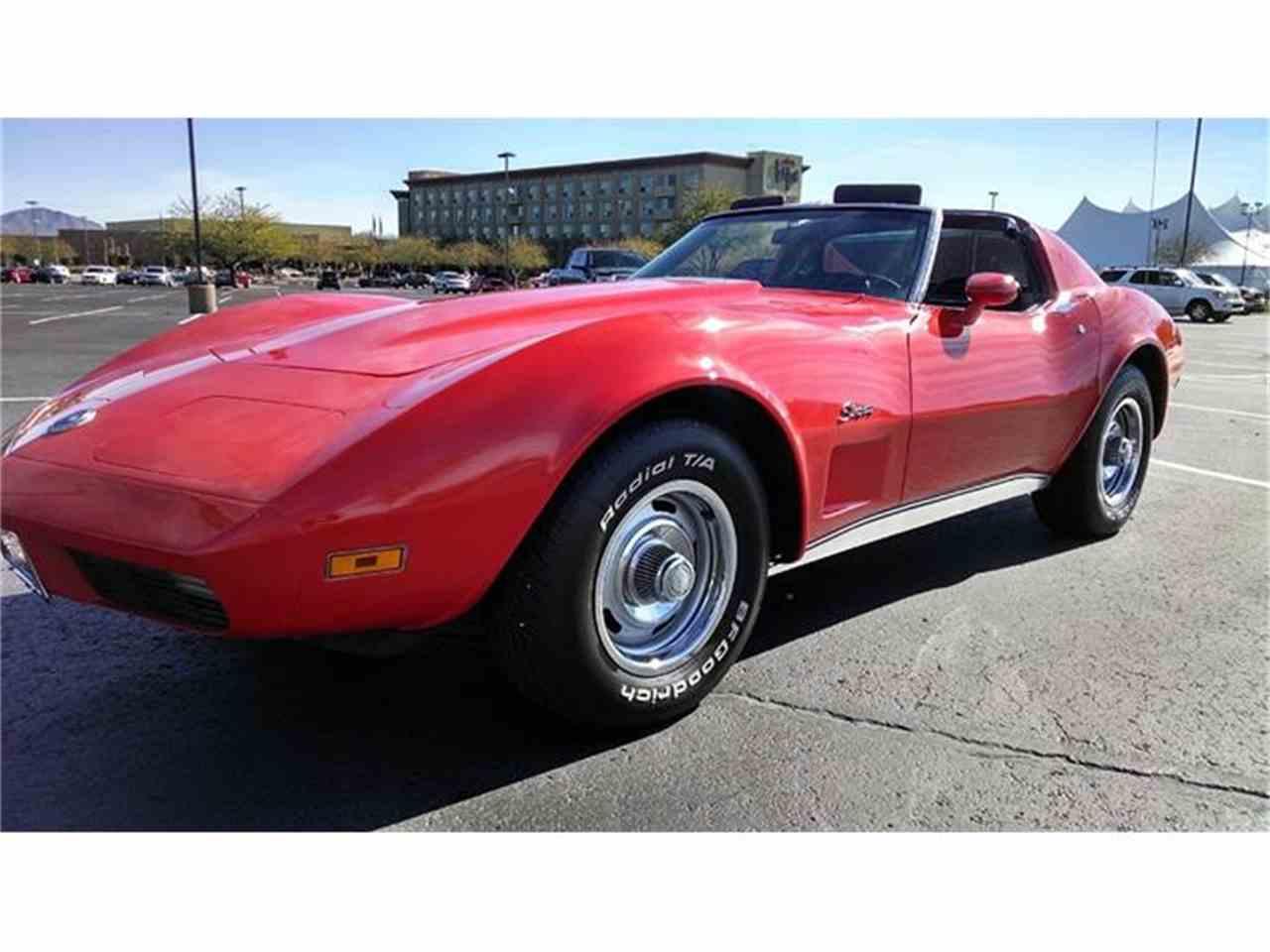 Large Picture of '74 Corvette - DI01