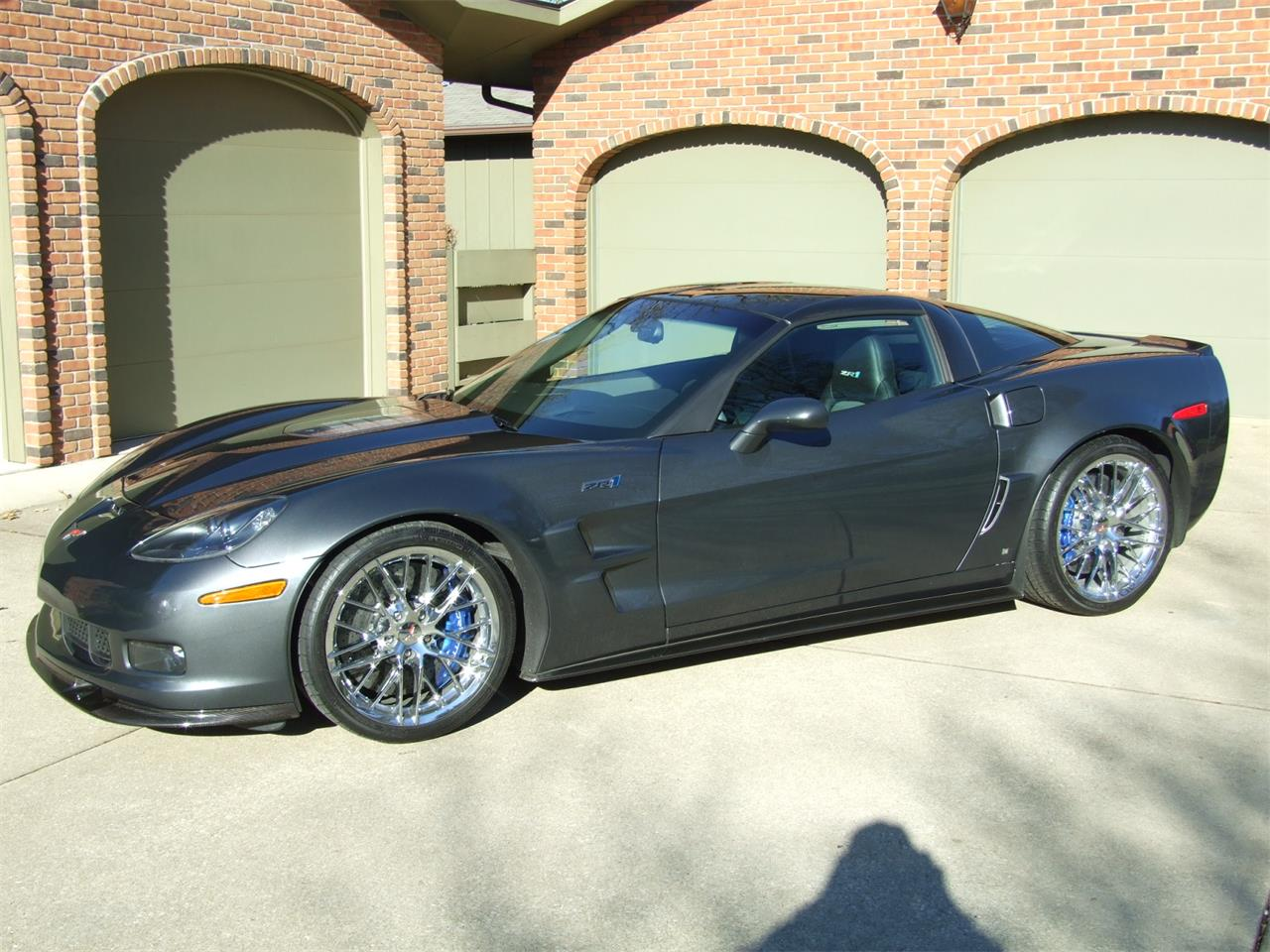 Large Picture of 2009 Corvette ZR1 - $75,000.00 Offered by Auto Connection, Inc. - DJBI