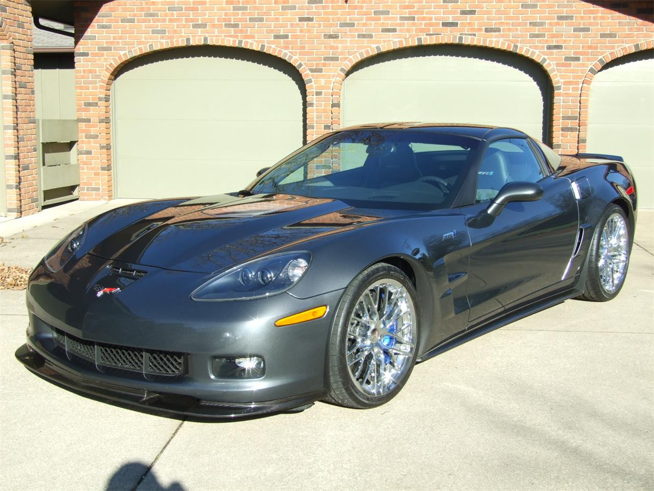 Large Picture of 2009 Chevrolet Corvette ZR1 - $75,000.00 Offered by Auto Connection, Inc. - DJBI