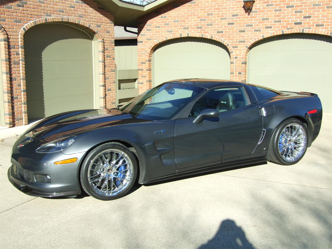 Large Picture of 2009 Chevrolet Corvette ZR1 Offered by Auto Connection, Inc. - DJBI