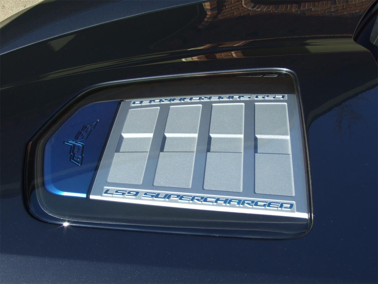 Large Picture of 2009 Chevrolet Corvette ZR1 located in North Canton Ohio - DJBI