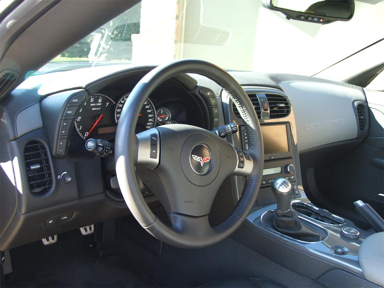 Large Picture of '09 Corvette ZR1 - $75,000.00 Offered by Auto Connection, Inc. - DJBI