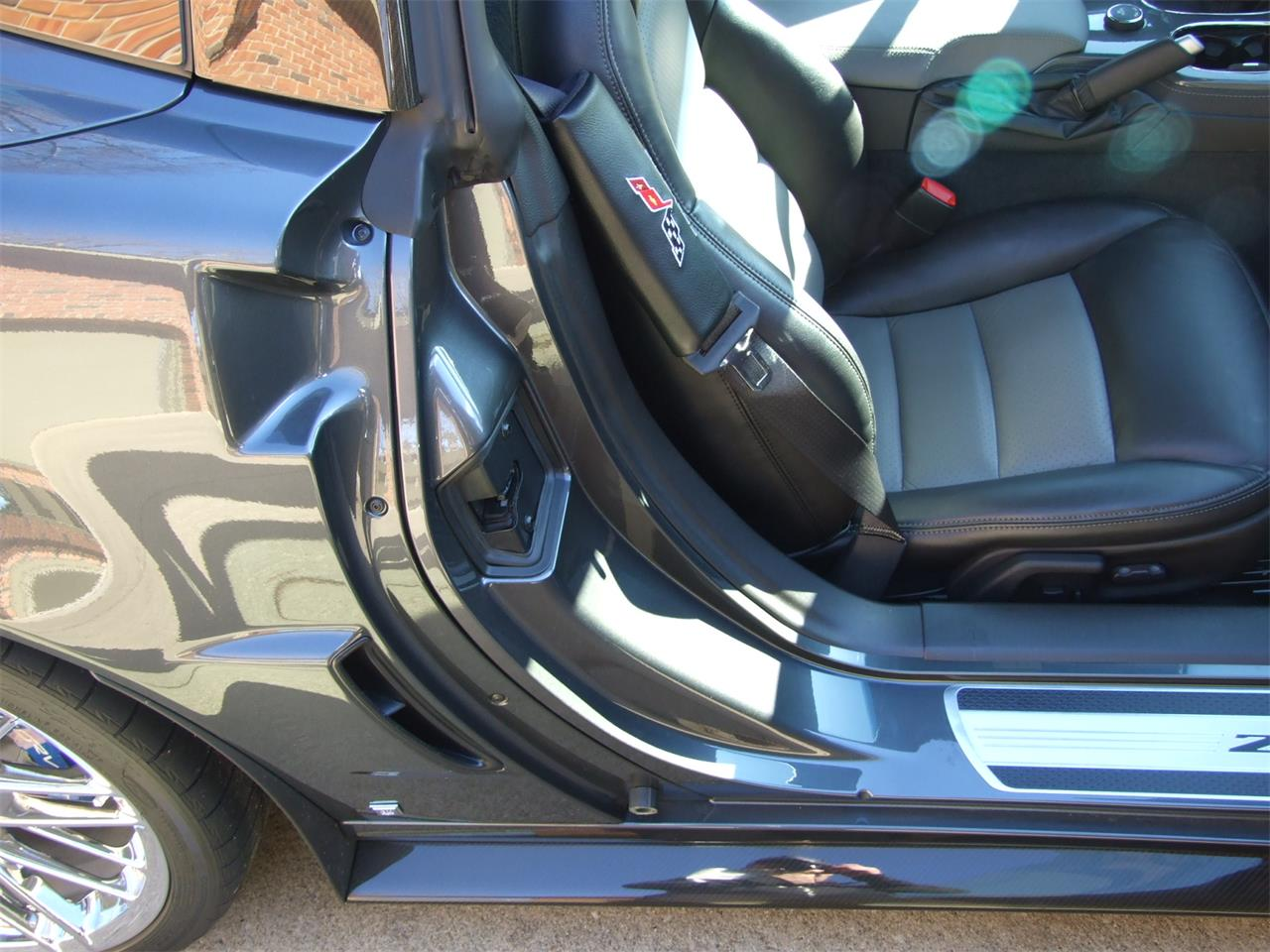Large Picture of 2009 Chevrolet Corvette ZR1 located in North Canton Ohio - $75,000.00 Offered by Auto Connection, Inc. - DJBI