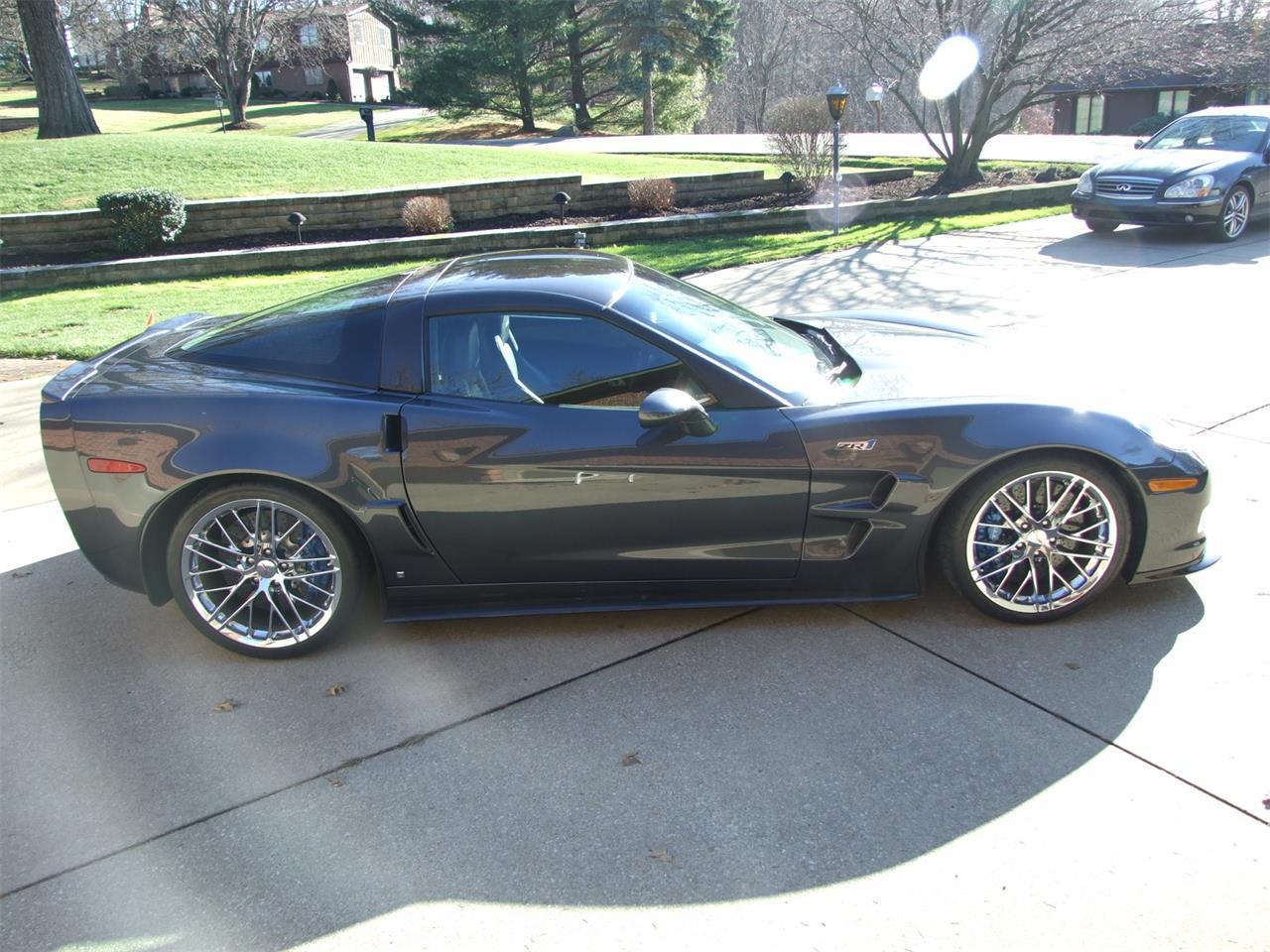 Large Picture of '09 Corvette ZR1 located in Ohio - $75,000.00 - DJBI