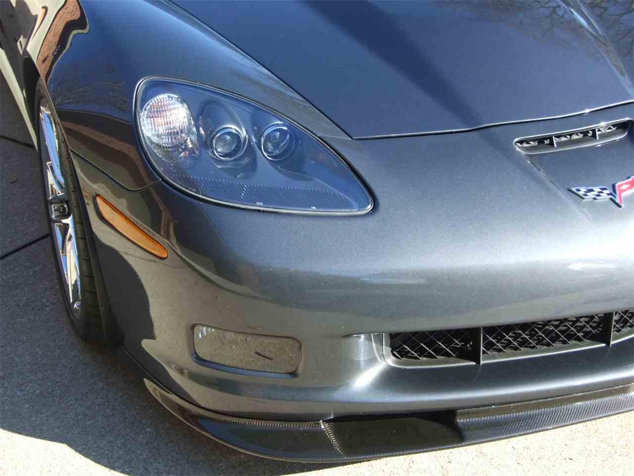 Large Picture of '09 Corvette ZR1 - DJBI