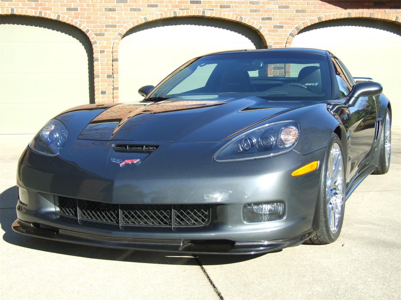 Large Picture of '09 Chevrolet Corvette ZR1 - $75,000.00 - DJBI