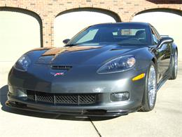 Picture of 2009 Chevrolet Corvette ZR1 - $75,000.00 Offered by Auto Connection, Inc. - DJBI