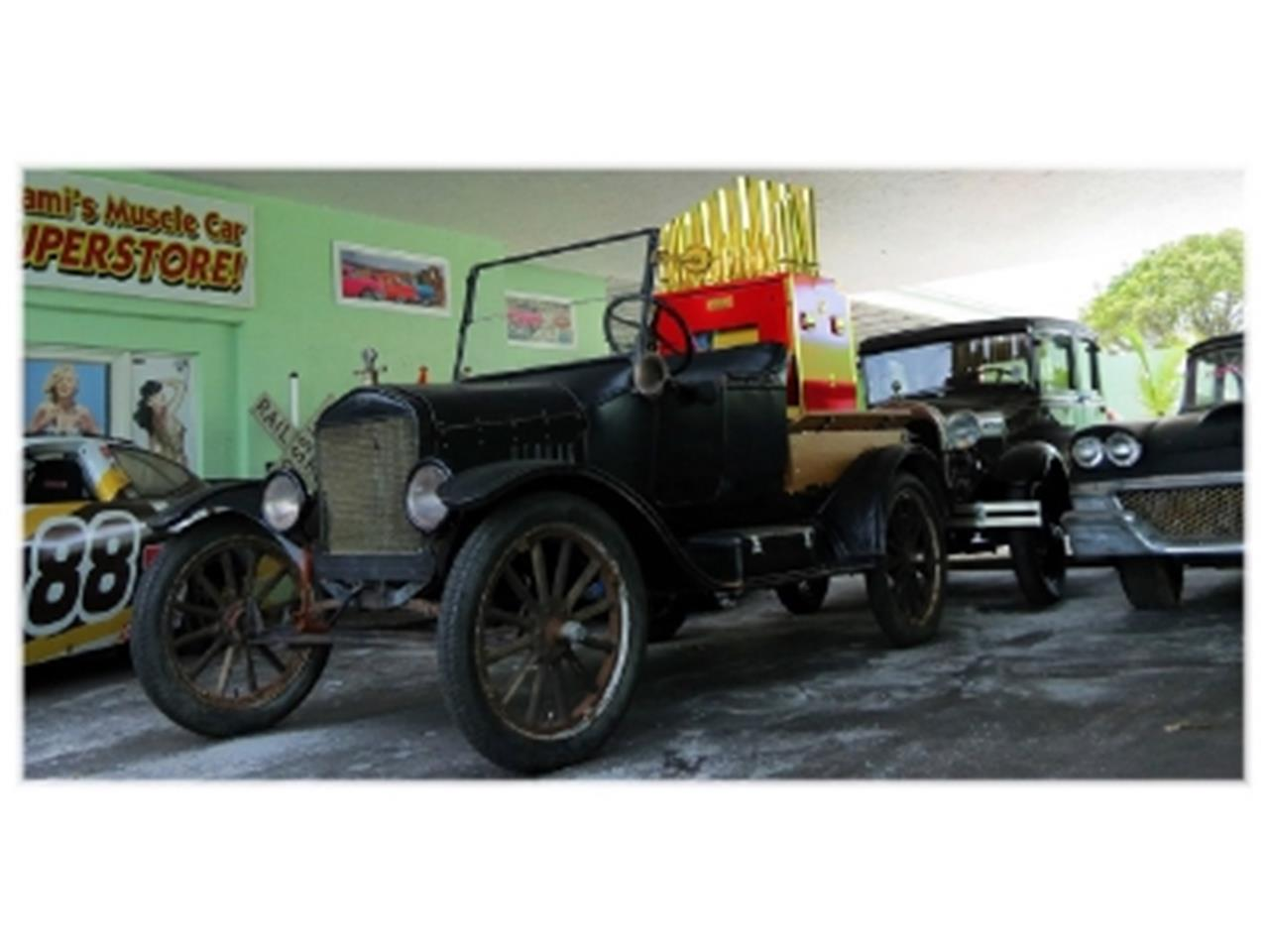 Large Picture of '22 Model T - DK5O