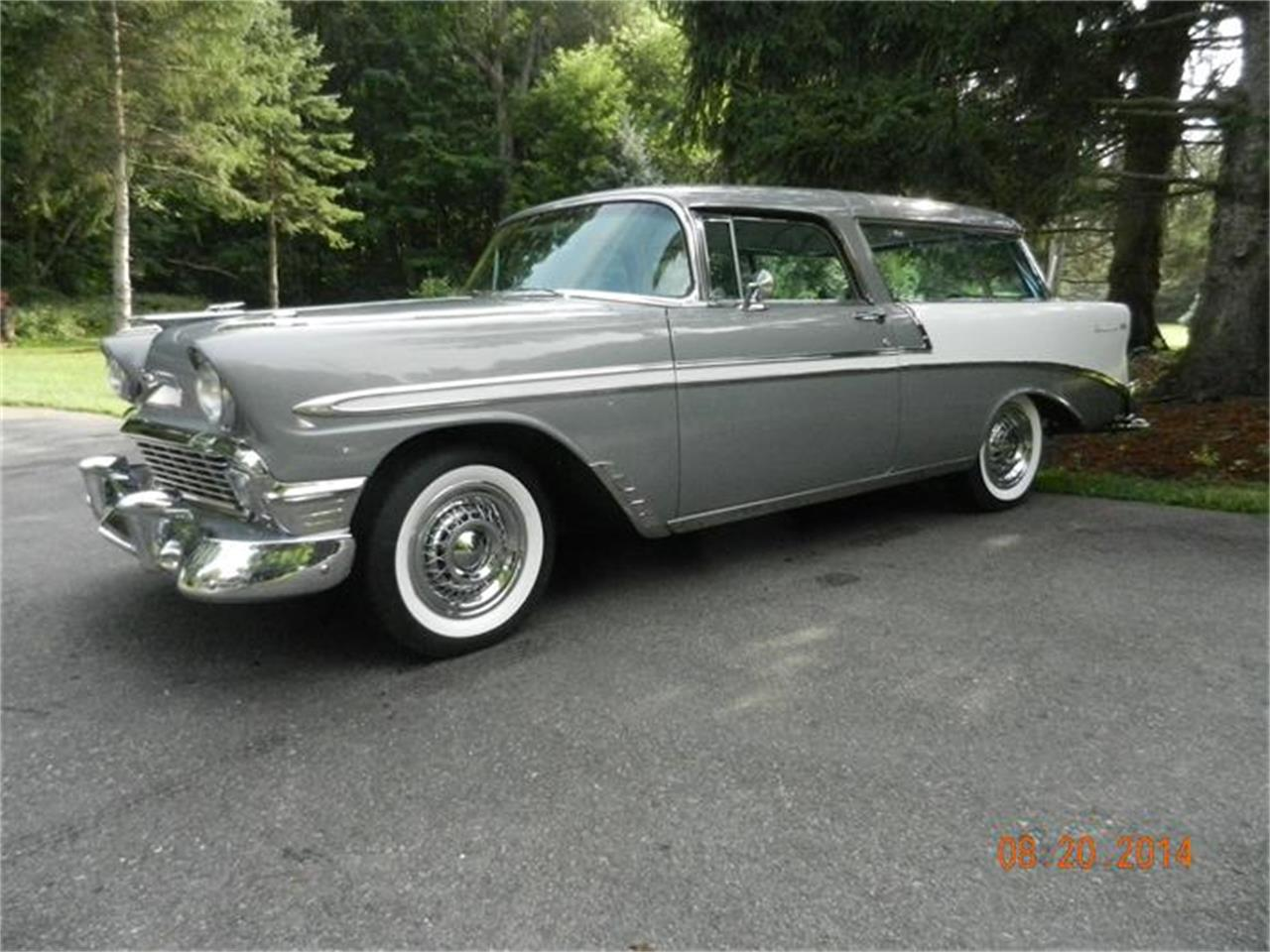 Large Picture of '56 Nomad - DKAY