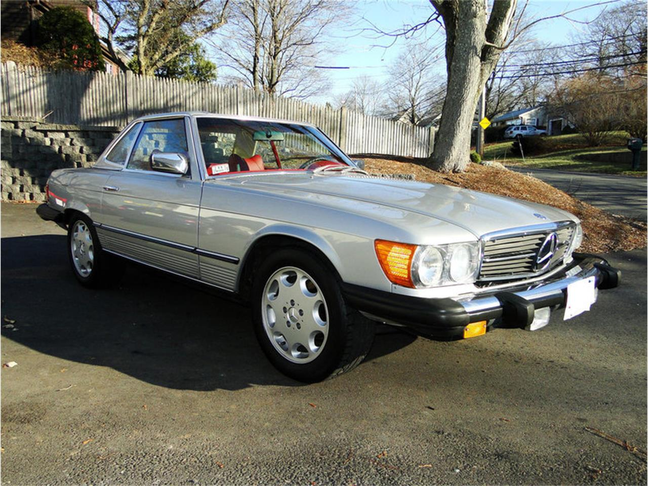 Large Picture of '78 450SL - DKCC