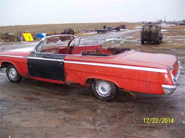 Picture of Classic '62 Chevrolet Impala - $8,500.00 - DKCT