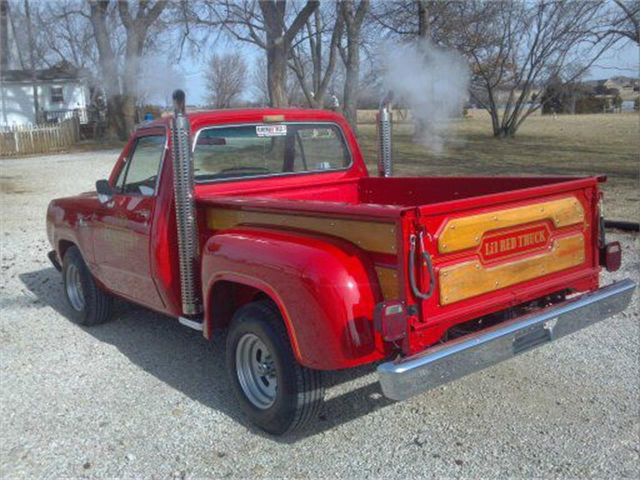 Large Picture of '79 Ram located in Kansas - DL1K