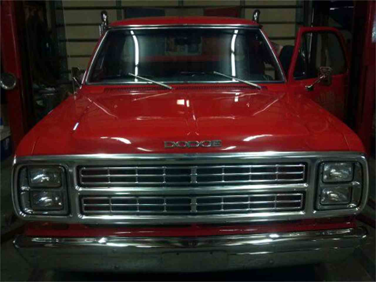 Large Picture of '79 Ram - DL1K