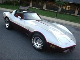 Picture of 1982 Corvette located in Old Forge Pennsylvania - $29,900.00 Offered by Coffee's Sports and Classics - DL5R