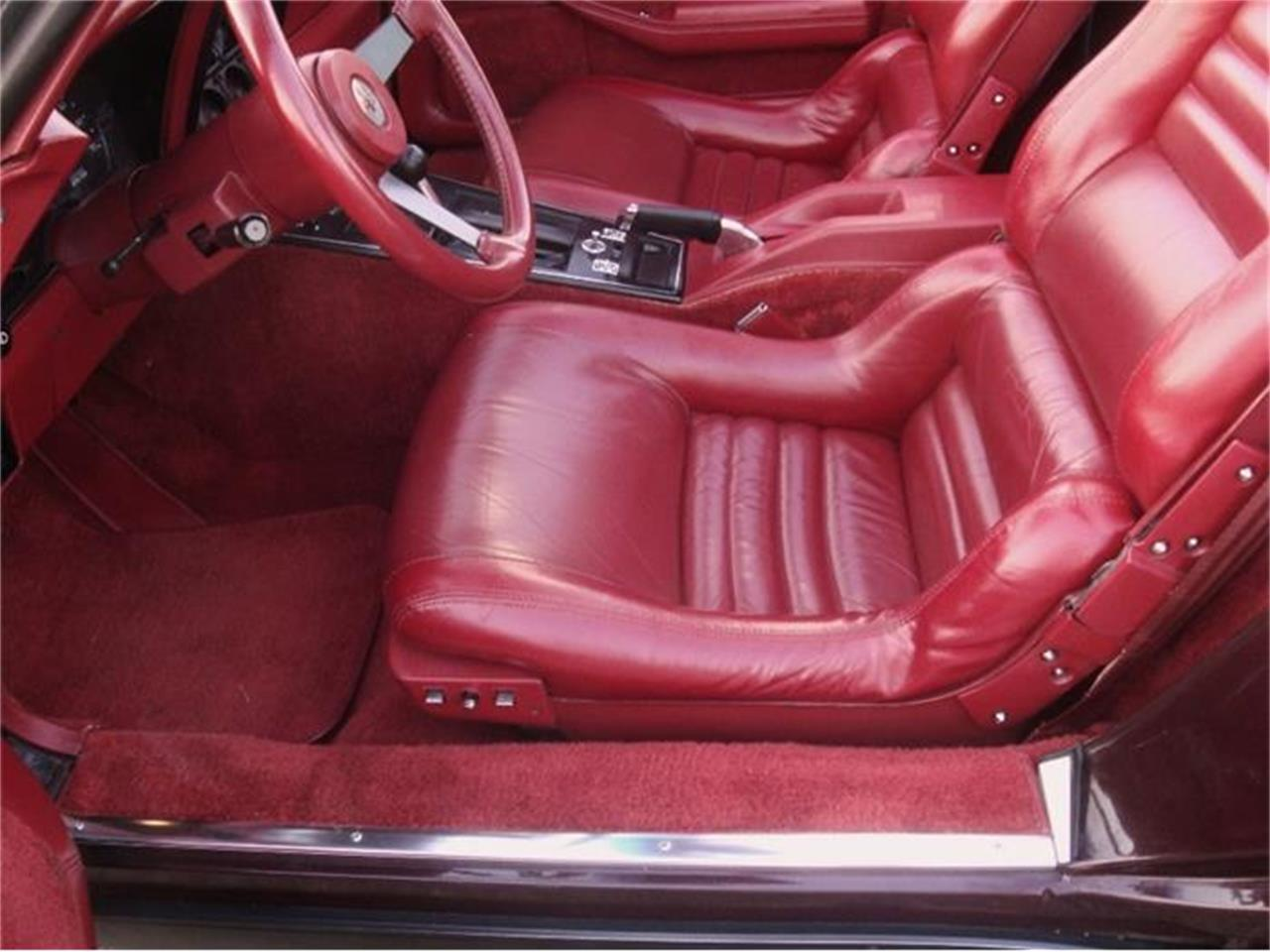 Large Picture of 1982 Chevrolet Corvette Offered by Coffee's Sports and Classics - DL5R