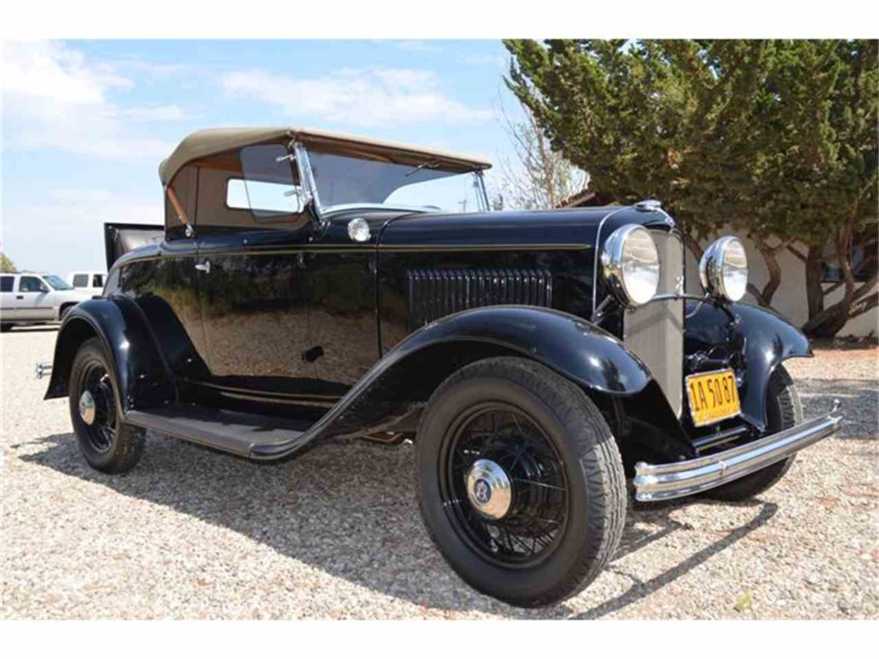 Large Picture of '32 Roadster - DL5T