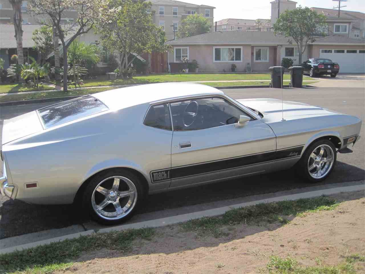 Large Picture of '73 Mustang Mach 1 - DLAC