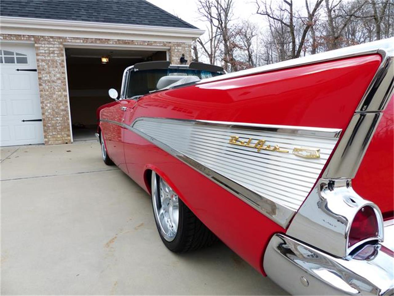 Large Picture of Classic '57 Chevrolet Bel Air - $104,900.00 - DLM4