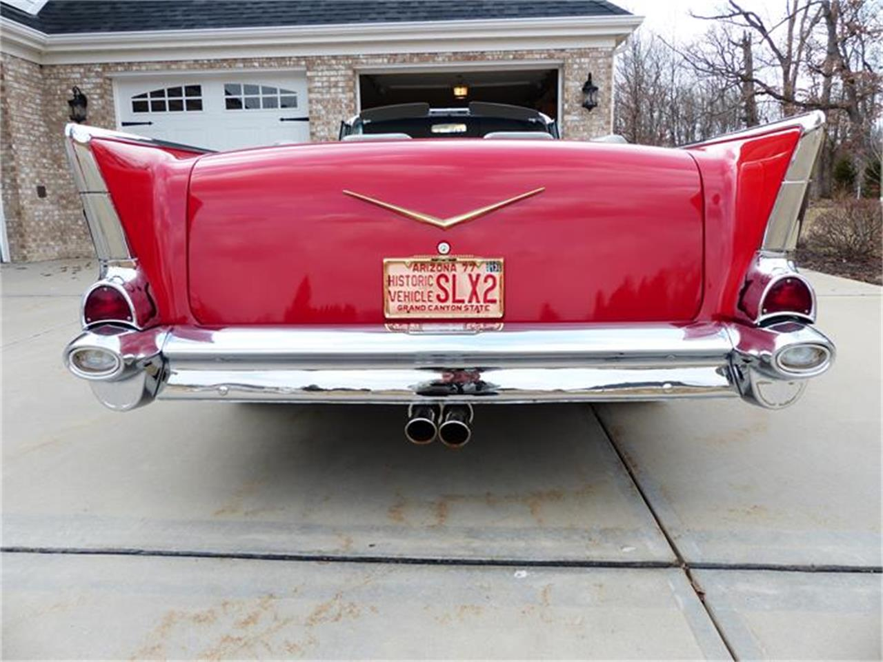 Large Picture of Classic '57 Bel Air located in Pennsylvania Offered by Bantam City Rods - DLM4