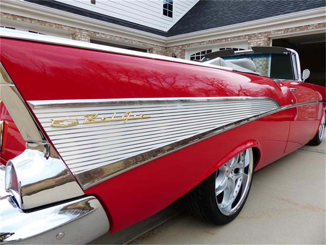 Large Picture of '57 Bel Air located in Pennsylvania - DLM4