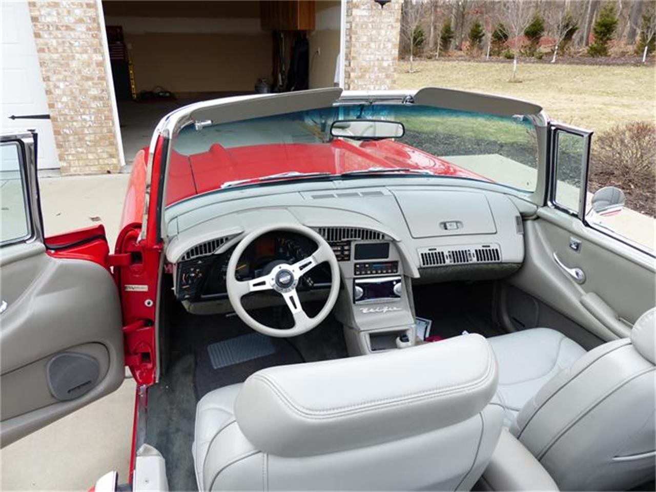 Large Picture of 1957 Chevrolet Bel Air located in Butler Pennsylvania - $104,900.00 Offered by Bantam City Rods - DLM4